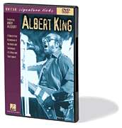 Albert King Guitar Lessons Learn to Play Blues DVD NEW