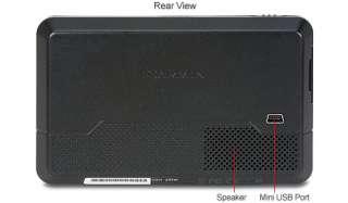 Garmin Nuvi 255W 4.3 GPS Touch screen 3D Voice Command North America