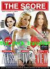 the score nov 2011 amber heard minka kelly anna paquin