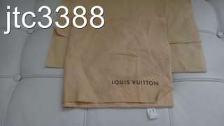 Vuitton Amarante Sobe Clutch Pochette Bag $1190+TAX Vernis Eva Sunset