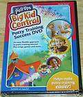 POTTY TRAINING SUCCESS DVD VIDEO S PULL UPS Big Kids Games Songs Music