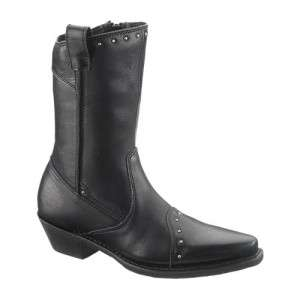 NEW HARLEY DAVIDSON JESSIE Womens Boots 7 Medium 85122