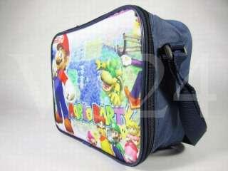 Super Mario Bro Case Box 9 Sandwich Lunch Bag SM0309