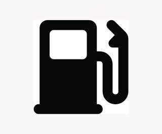 Icon Sticker Car Vinyl Window Gas Decal Laptop Fun Diesel Octane Price
