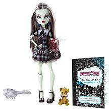 Monster High Doll   Frankie Stein   Mattel 1001134   Fashion Dolls