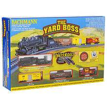 Bachmann   Yard Boss Electric Train Set   Bachmann 1012401   eToys