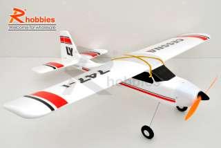 4Ch ARF RC EP EPO Cessna 182 Aerobatic Plane Airplane