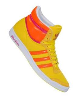 Adidas Top Ten Hi Sleek Schuhe girl lempel/zest/wht:  Schuhe