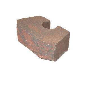 Oldcastle 11 in. x 5 3/4 in. Concrete Garden Wall Block 16200050 at