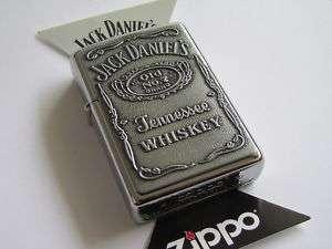 Jack Daniels   original Zippo Feuerzeug / Old No. 7
