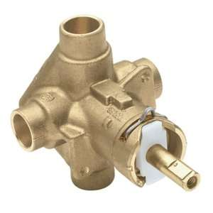 TEMP TUB/SHOWER PRESSURE BALANCING CYCLING ROUGH IN VALVE 2520