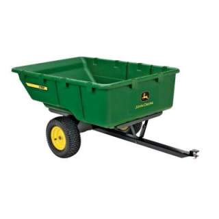 John Deere 17 cu. ft. Tow Behind Utility Cart PCT 17JD at The Home