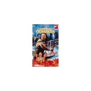 Die Abenteuer des Odysseus [VHS] Armand Assante, Greta Scacchi