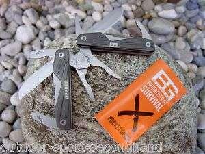 BEAR GRYLLS Minitool Mini Multi Tool Multitool Messer