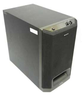 Sony SA WMS5 SAW Super Acoustically Loaded Powered Active Subwoofer