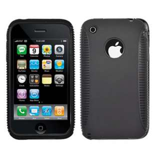Colorful Hybrid Case Cover for Apple iPhone 3G 3GS Phone w/Screen
