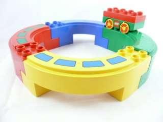 LEGO Duplo Strassenbahn Autobahn Set #13657