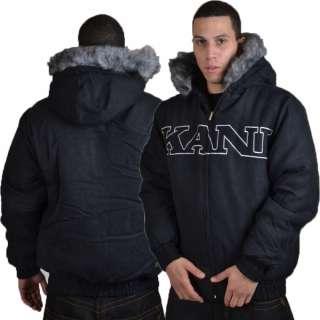 Karl Kani Winter Jacke Kani Logo Jacket Gr S M L XL