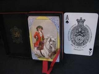 Vintage Playing Cards Not Nazi Swastika London England Sealed Unopened