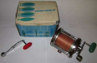 VINTAGE PENN CONVERSION 500M JIGMASTER SALTWATER FISHING REEL