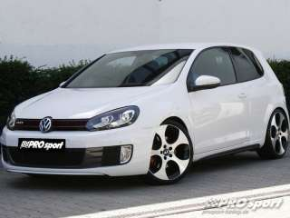 2011 Acura  on Vw Volkswagen Golf Gti Mk6 Character Logo Sticker