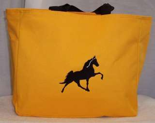 Tennessee Walker Walking Horse tote bag MORE COLORS