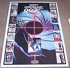STAR WARS STYLE D ONE SHEET RE RELEASE POSTER 1978   ROLLED   HEAVY