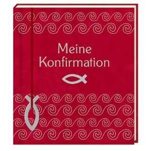 Meine Konfirmation (Fisch, rot): .de: Christiane Leesker