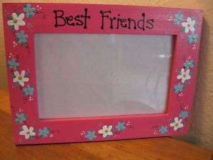 BEST FRIENDS   family friend gift picture photo frame