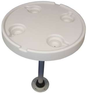 Round Table Top Kit for Boats   21 Inch Diameter
