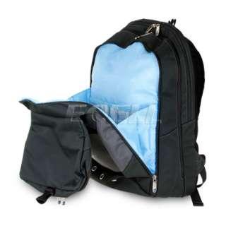 BLACK BACKPACK LAPTOP BAG CASE FOR 15.6 ACER APPLE ASUS DELL