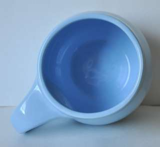 Starbucks Coffee Mug Baby Blue Round