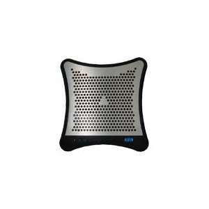 Notebook Cooling Pad/temp Display By Alpha & Omega Electronics