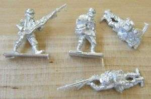 Tumbling Dice 20mm WWI German Mountain Troops x 4