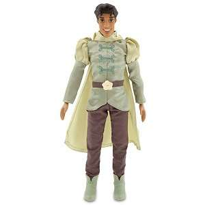 Disney Barbie Prince Naveen kiss the Frog Doll Ken New