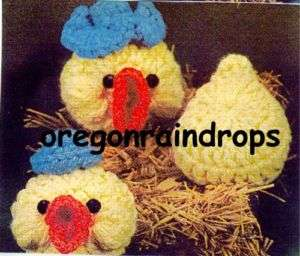 Duck Doorknob Cover Crochet Pattern