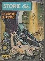 STORIE BLU N. 12 IL CAMPIONE DEL COSMO