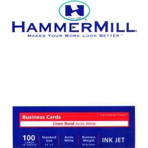 HammerMill® Make Your Own Business Cards Paper Office