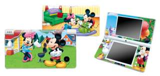 MICKEY MOUSE Vinyl Skin Sticker for Nintendo DSi Console