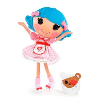 Lalaloopsy Doll   Rosy Bumps N Bruises   MGA Entertainment 1001165