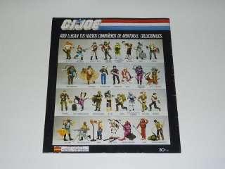 ALBUM CROMOS G.I.JOE COMPLETO COMO NUEVO!