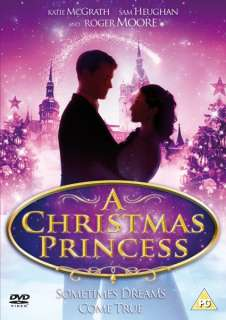 Christmas Princess   DVD   New 5060018492919