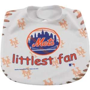 McArthur New York Mets Infant Littlest Fan Mesh Bib Sports & Outdoors