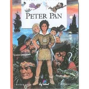 Peter Pan (9782840641766): sir James Matthew Barrie: Books