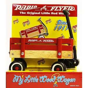 Radio Flyer My Little Wood Wagon #902 Toys & Games