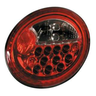 Fari Posteriori LED VW NEW Beetle 98  ROSSI