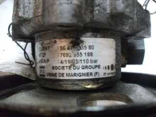 2003 PEUGEOT 807 2L Diesel Power Steering Pump
