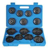Laser Tools  3222  Oil Filter Wrench Set Cup type 15pc