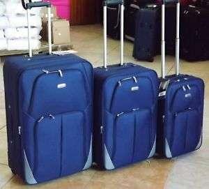 set valigie valigia tris trolley bagaglio a mano viaggi