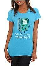Adventure Time Beemo Girls T Shirt